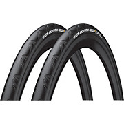 Continental Grand Prix 4000S II 28c Tyres - Pair