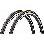 Continental GatorSkin Folding Road Tyres 25c - Pair