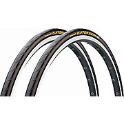Continental GatorSkin Folding Road Tyres 25c - Pair