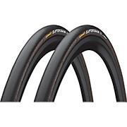 Continental Sprinter Gatorskin Tubular Tyres- Pair