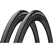 Continental Grand Prix Road Bike 25c Tyres - Pair