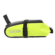 LifeLine Commute Waterproof Rolltop Saddlebag