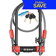 Zefal K-Traz U13 U-Lock w-230mm Cable