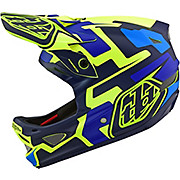 Troy Lee Designs D3 Fiberlite Helmet Speedcode