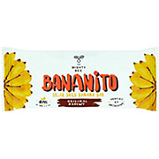 Bananito Solar Dried Banana Bar 12 x 30g