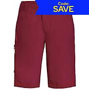 Vaude Ledro Shorts Red SS19