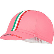Castelli Rosso Corsa Cycling Cap SS19
