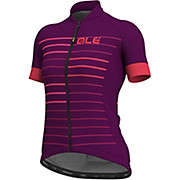 Alé Womens Solid MC Ergo Jersey SS19