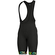 Alé Solid Mirror Bib Shorts SS19