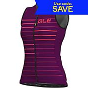 Alé Womens Solid SM Ergo Sleeveless Jersey SS19