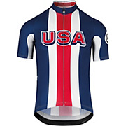 Assos USA Cycling Short Sleeve Jersey SS19
