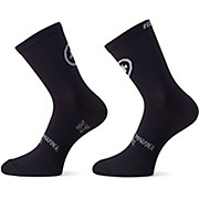 Assos Tiburu Sock Evo 8 Twin Pack SS19