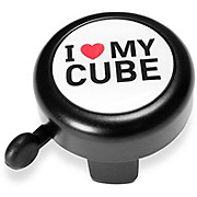 Cube Bike Bell I LOVE MY CUBE