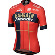 Sportful Bahrain Merida BodyFit Team Jersey SS19