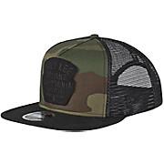 Troy Lee Designs Granger Camo Snapback Trucker Hat 2018