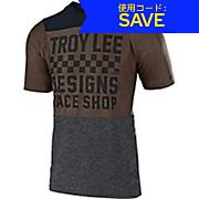 Troy Lee Designs Skyline Air SS Jersey Checker 2019