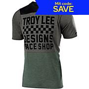 Troy Lee Designs Skyline Short Sleeve Jersey Checker