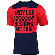 Troy Lee Designs Youth Skyline Jersey Checker 2019