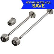 Pitlock 2PC Security Wheel Skewer Set