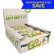 Pro 2Go Goey Protein Bar 60g x 12