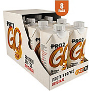 Pro 2Go Protein Coffee 330ml x 8