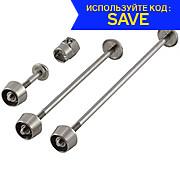 Pitlock 3PC Security Wheel Skewer Set