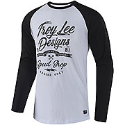cfb5f3b3e Troy Lee Designs Widow Maker Long Sleeve T-Shirt 2019
