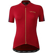 LE COL Womens Hexagon HC Jersey SS19