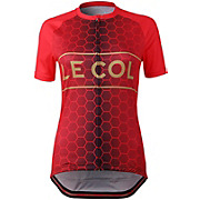 LE COL Womens Hexagon Sport Jersey SS19