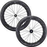 Zipp 858 NSW Carbon Clincher Disc Wheelset
