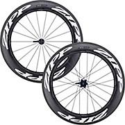 Zipp 808 Carbon Clincher White Road Wheels