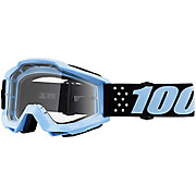 100 Accuri Youth Goggles Mirror 2019