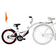 WeeRide Co Pilot Tagalong Trailer Bike