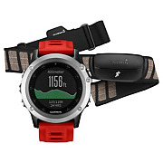 Garmin Fenix 3 GPS Performance Bundle - AU 2017