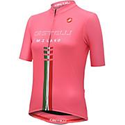 Castelli Womens Milano Squadra Jersey FZ SS19