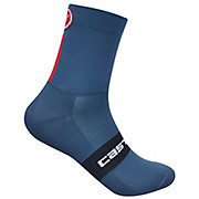 Castelli Milano Rosso Corsa 9 Socks Packaging SS19