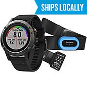Garmin fenix 5 Sapphire GPS Bundle  - AU 2019