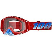 100 Racecraft Goggle - Clear Lens