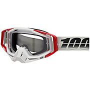 100 Racecraft Goggle - Clear Lens