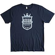 Velolove Paris Roubaix Head Badge T-Shirt Navy SS19