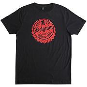 Velolove Belgium Beer Top T-Shirt Black SS19