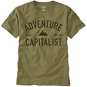 howies Adventure Capitalist T-Shirt SS19