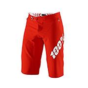 100 R-Core X Shorts Black SS19