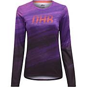 dhb MTB Womens Long Sleeve Trail Jersey SS18
