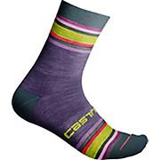 Castelli Womens Striscia 13 Socks AW19