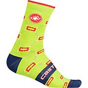 Castelli Womens Doppio C 15 Socks AW19