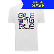 Alé Pop 3 Logo T-Shirt SS19