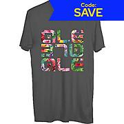 Alé 3 Logo Flower T-Shirt SS19