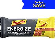 PowerBar Energize Natural Ingredients