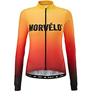 Morvelo Womens Fire Thermoactive LS Jersey AW19